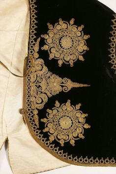 19th Century Turkish  Vest(Details)