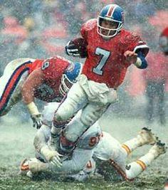 John Elway, Denver Broncos