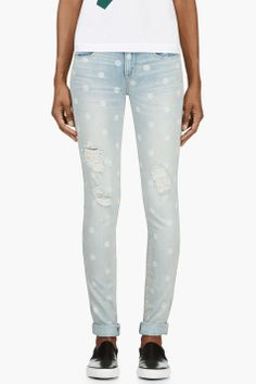 Marc by Marc Jacobs dot jeans