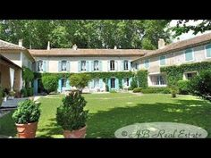 AB Real Estate France: #Goudargues area *** Excellent value for money *** Large charming property from the 18th Century