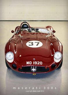 72a0348db24f Maserati 300s  maseraticlassiccars Luxury Cars