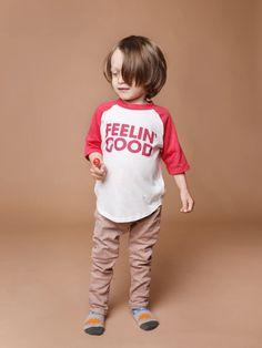 Cute Black Cat in The Pocket Wearing Sunglasses Toddler Boys Girls Short Sleeve T Shirt