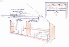 m bel f r dachschr ge einbauschrank selber bauen idea pinterest m bel f r dachschr gen. Black Bedroom Furniture Sets. Home Design Ideas