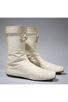 André Courrèges, boots, 1964