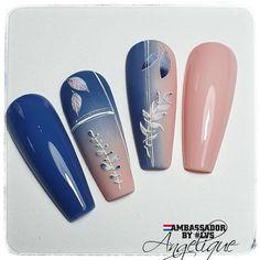 Great Nails, Cool Nail Art, Cute Nails, Mani Pedi, Pedicure, Nail Salons, Nail Art Pictures, Happy Nails, Acrylic Gel