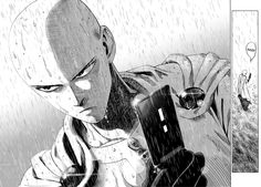 onepunchman_c032_007.jpg (1720×1236) My new favorite hero, One Punch man!
