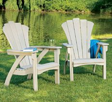 Great detailed plans. Woodworking Plans & Projects - Adirondack Chair Woodworking Plans