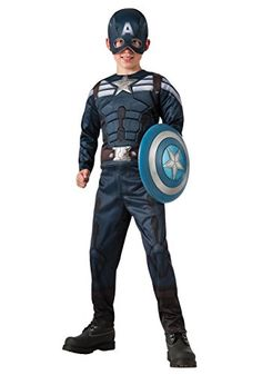 Captain America The Winter Soldier Reversible StealthRetro Costume Small * Check this awesome product by going to the link at the image.