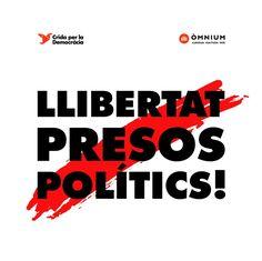 Neo- Francoist state jails another 8 European political prisoners: Catalonia deserves freedom! Political Status, Political Prisoners, Profile Photo, Freedom, Logos, Catalan Independence, Spanish, Barcelona, September