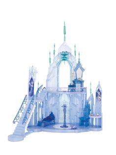 Frozen Elsa's Ice Magic Palace Castle Magical Light Show 4 Girls Mattel for sale online Frozen Disney, Elsa Frozen, Arendelle Frozen, Elsa Castle, Frozen Castle, Barbie Dream, Barbie House, Disney Princess Games, Ice Magic