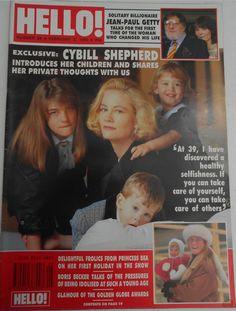 HELLO magazine #88 - February 1990