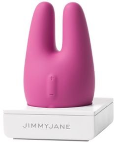 JimmyJane Form 2 Waterproof Rechargeable Vibrator - Pink