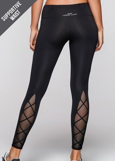 Criss Cross Tight Bring out your inner ballerina with the ultra cute criss cross detail on these full length tights. Mesh Yoga Leggings, Leggings Store, Camouflage Leggings, Crop Top And Leggings, Sports Leggings, Workout Leggings, Printed Leggings, Cheap Leggings, Gothic Leggings