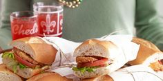 Let the Mardi Gras good times roll with easy recipes that salute the Big Easy.