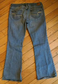 AMERICAN EAGLE Artist JEANS WOMEN'S Size 10 R Regular in Clothing, Shoes & Accessories, Women's Clothing, Jeans | eBay