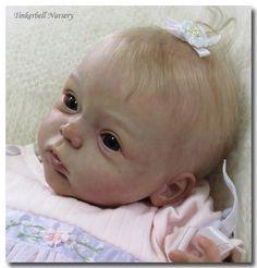TINKERBELL NURSERY Newborn baby doll