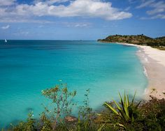 Darkwood beach in Antigua...our favorite beach of all time. Beautiful, simple, very rustic restaurant and bar. Amazing...shared an incredible day there :0)