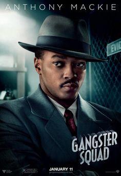 The Gangster Squad (Sean Penn, Ryan Gosling, Emma Stone) Movie Poster Movies Masterprint - 28 x 43 cm Mickey Cohen, Movies 2019, Hd Movies, Movie Tv, Films, Mafia Gangster, Gangster Movies, Sean Penn, Brooklyn