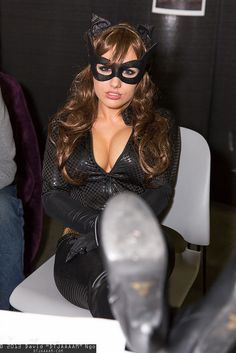 Catwoman at DragonCon 2013- cosplay ideas