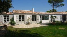 Maison traditionnelle Rétaise
