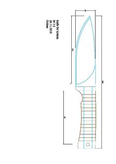 Knife Drawing, Knife Template, Benchmade Knives, Knife Patterns, Diy Knife, Plumbing Tools, Patent Drawing, Cool Knives, Knife Sheath