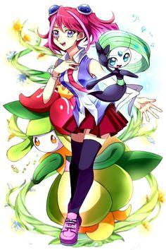 ZIN, Yu-Gi-Oh! ARC-V, Yu-Gi-Oh!, Pokémon, Meloetta, Hiragi Yuzu: