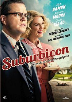 """""""SUBURBICON"""" dirixida por  George Clooney"""