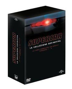 SUPERCAR SERIE TV COMPLETA FILM DVD (CHIPS, COLOMBO, HAZARD, MAGNUM PI, A TEAM)