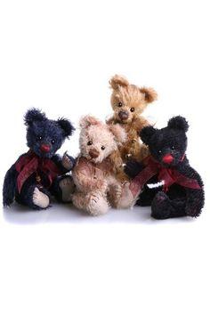 BEARS - Charlie Bears - in stock now - MINIMO BEARS GROUP 1
