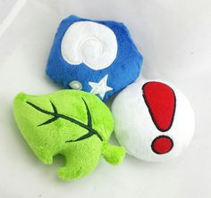 Animal Crossing Item Plushies by TheHarley on DeviantArt