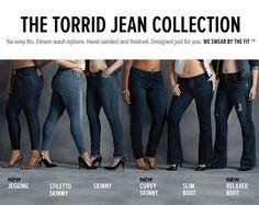 Love them all #torrid