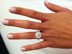 Halo Halo Halo Halo ** Post your pretty rings here ** « Weddingbee Boards