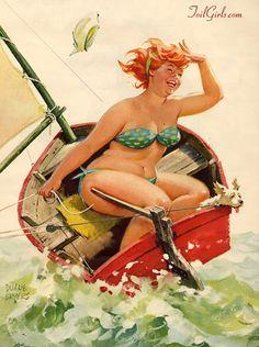Hilda by Duane Bryers.