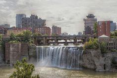 High Falls, Rochester NY