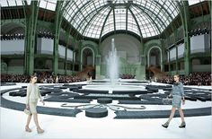 Spring 2011 runway show Chanel