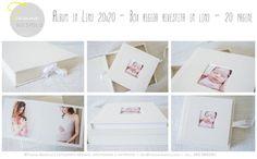 album foto gravidanza neonato maternità
