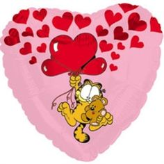 Garfield Love <3