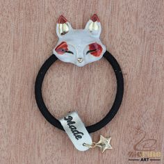 NEW FASHION CUTE ALLOY FOX ANIMAL HAIR ROPE RING FOR GIRL ZN80 00179 #ZL #Seeitemtitle