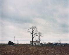 Johnny Cash's Boyhood Home, Dyess, Arkansas, 2002. Alec Sloth.