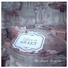 The Sweet Treat Co Candy Bar at Luttrellstown Castle, Ireland. Vintage Candy Buffet, Confectionery, Vodka Bottle, Wedding Events, Ireland, Sweet Treats, Castle, Bar, Sweets