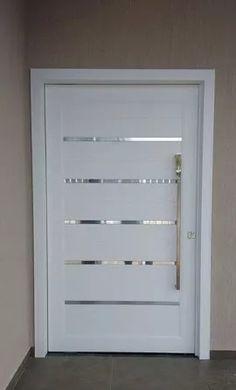 Image result for porta branca de aluminio
