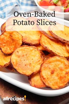 Weight Loss Food Chart Daily In Tamil Sliced Potatoes In Oven, Oven Potato Chips, Baked Potato Slices, Baked Potato Oven, How To Cook Potatoes, Cheesy Potatoes, Oven Baked Chips, Mashed Potatoes, Sauteed Potatoes