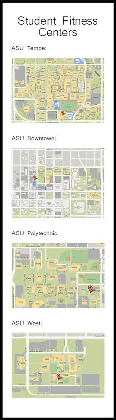 ASU expands fitness centers on all campuses