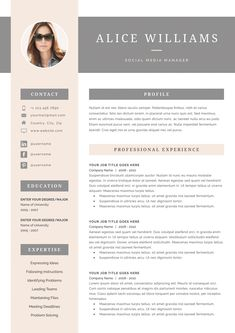 Hello, we produce high-quality, professional templates that are unique in creativity and help you to get your dream job. This resume template's come in DOCX Resume Cover Letter Template, Letter Template Word, Resume Design Template, Cv Template, Resume Templates, Cv Unique, Cv Simple, Graphic Design Cv, Cv Inspiration