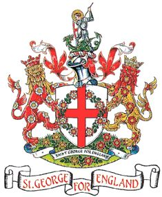 The Royal Society of St George :: History of St George St George S Day, St George Flag, Saint George, George Henry, Patriotic Images, Emblem, Knights Templar, Patron Saints, British Isles