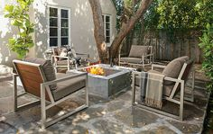 Modern Outdoor Furniture - Room & Board