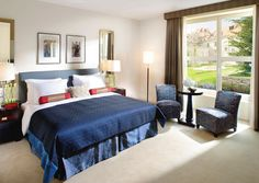 mandarin period design images | Each room of these rooms in our new wing has a private terrace onto ...