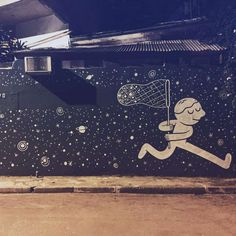 street art by Mauro Golin, aka Muretz