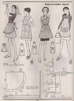 vintage japanese pattern book