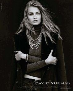 David Yurman by Peter Lindbergh / Fashion ads